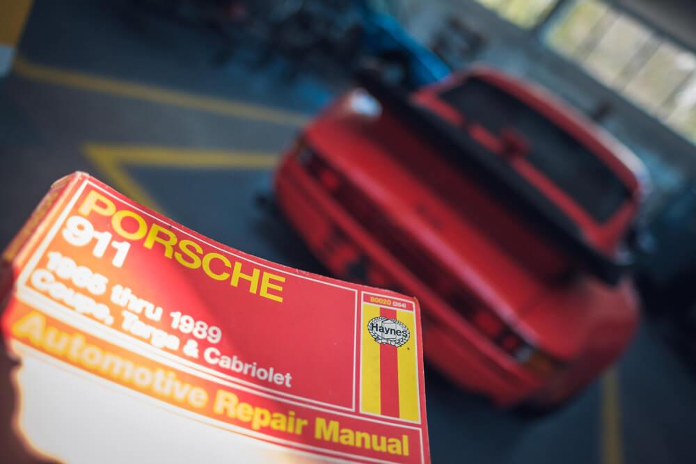 Porsche 911 - 1989
