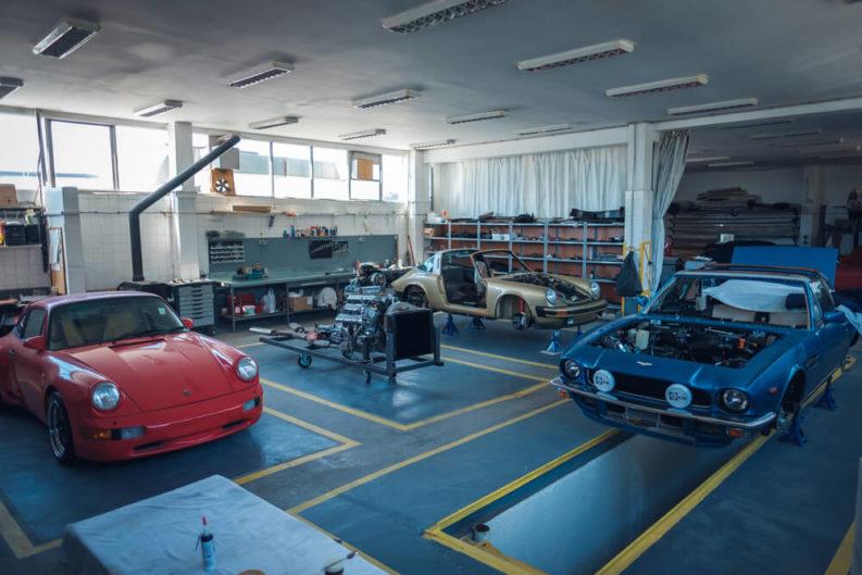 Restoration Studio